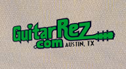 Guitar Rez Home Page